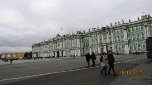 Дворцовая площадь-Эрмитаж